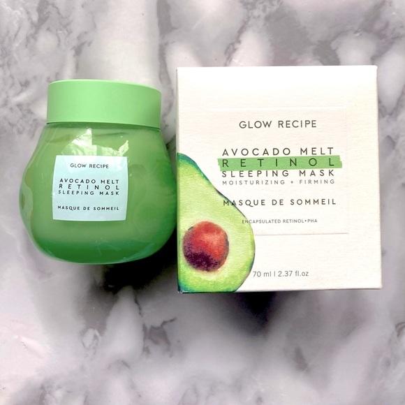 Glow Recipe 🥑 Avocado Melt Retinol Sleeping Mask